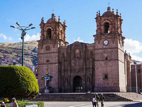 Guided tour of Puno - Private (Half Day)