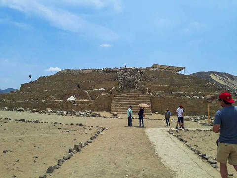 Caral Archaeological Tourism Circuit - Aspero