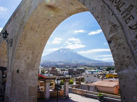 City Tour - Arequipa: Architectural Beauty