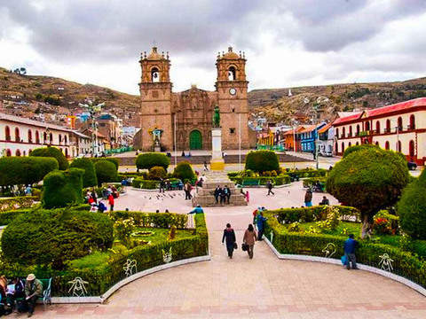 Historical and Mystic Puno - 4d / 3n