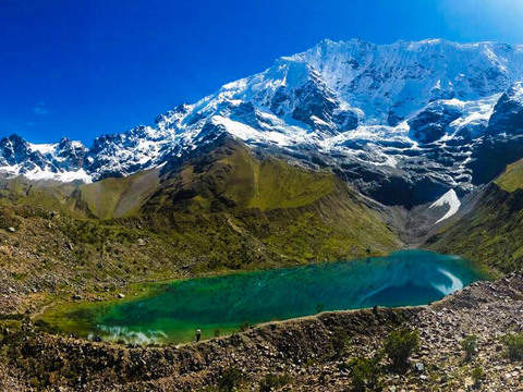 Laguna Humantay - Trekking Full Day