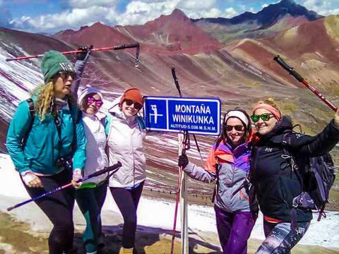 Montaña de Colores & Valle Rojo - Full Day