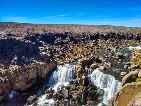 Pillones Falls