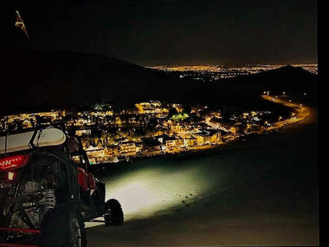 Polaris Night Tour - Tubulares de Noche
