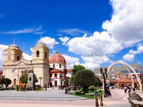 4d/3n - Huancayo y Selva Central Tour