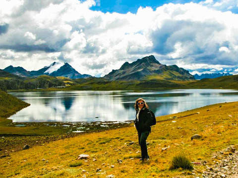 Full Day Marcapomacocha! Matucana, Nevado Rajuntay and more