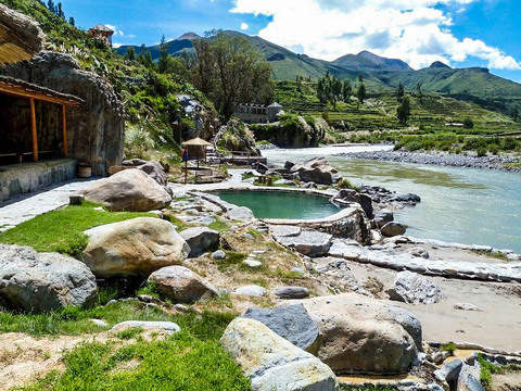 Colca Canyon With Luxury Hotel