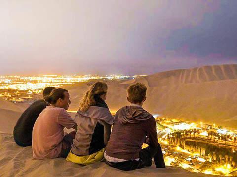 Fiestas Patrias 2019 - 3d / 2n - Ica and Huacachina + Hotel