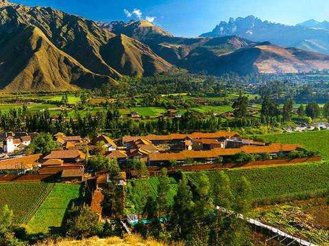 Sacred Valley of the Incas + Salineras Maras and Moray