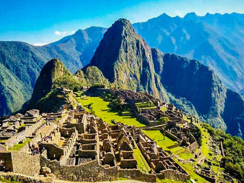 Sacred Valley Tour With Connection to Machu Picchu (2d / 1n)