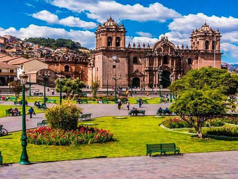 Ruta del Sol Puno Hacia Cusco