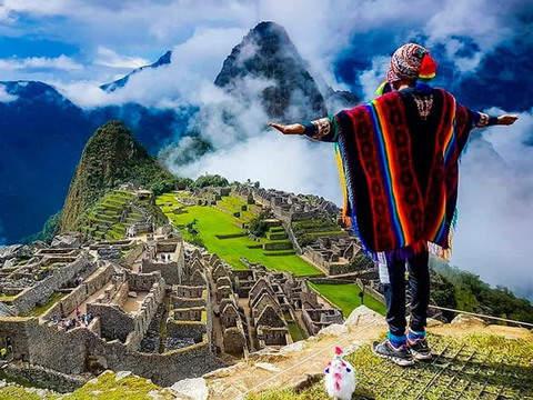 Machu Picchu, World Wonder (Full Day from Cusco)