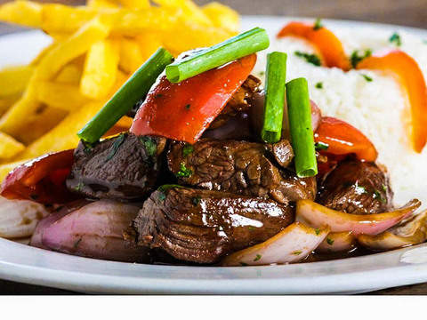 Cook the Best Lomo Saltado and Causa Lima