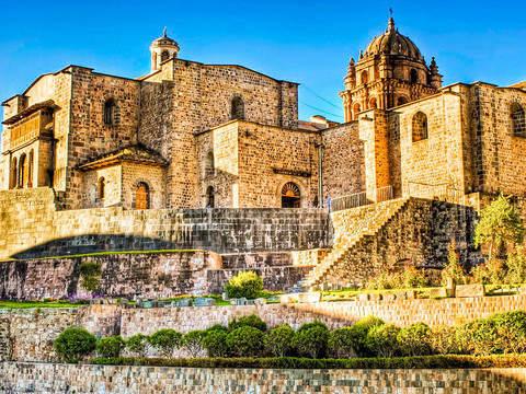 Cusco Qoricancha City Tour + 4 Ruins