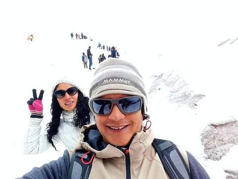 Tour de Aventura al Nevado Huaytapallana (Full Day)