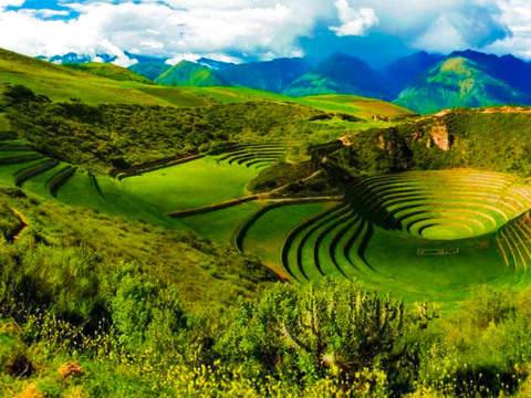 Machu Picchu Magic 6 Days (Humantay Lagoon - Maras & Moray)