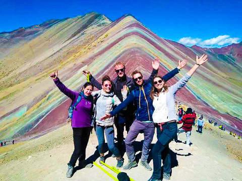 7 Color Mountain Tour