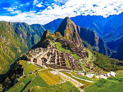 Machu Picchu Magic 6d / 5n: Mountain Colors - Humantay - Puno