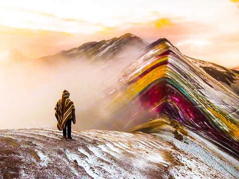 Machu Picchu Magic - 6d / 5n (Q´Eswachaka & Mountain Colors)