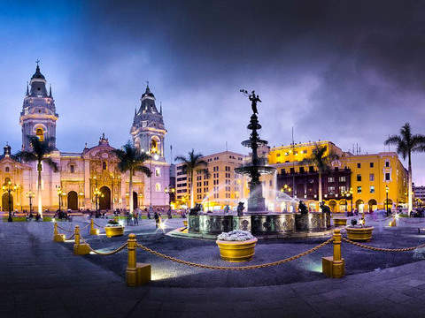 Wonderful Lima: Historic, Colonial and Modern City Tour