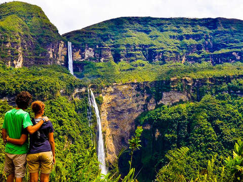 Gocta: the 3rd Highest Waterfall in the World