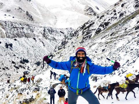 Salkantay Trek to Machu Picchu - 5d/4n
