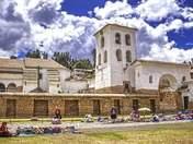 templo en Chinchero