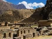 complejo arqueológico de Ollantayrtambo