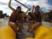 Canotaje en el Rio Mayo-Churucyacu