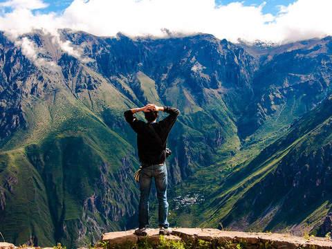 Trekking al Cañón del Colca - 2d/1n