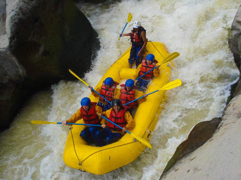Rio Chili Rafting Tour (Boating)