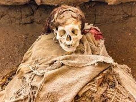 Visita a la Necrópolis de Chauchilla en Nazca
