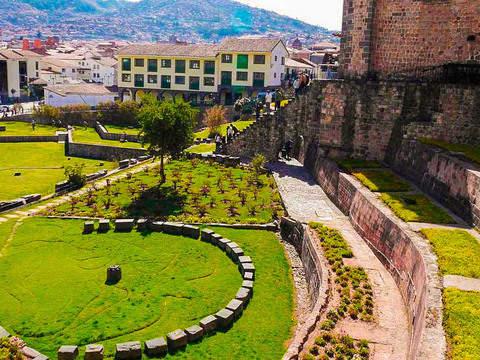 Vertikal Route of the Incas