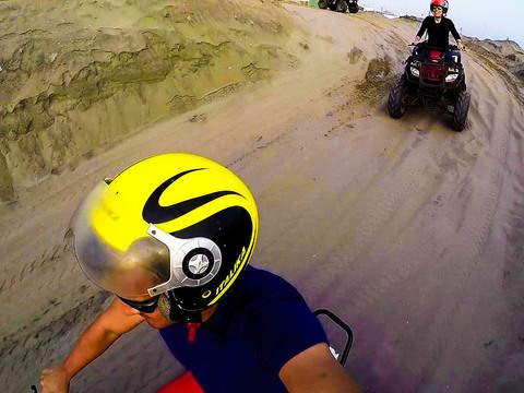 ATV Tour in Huanchaco