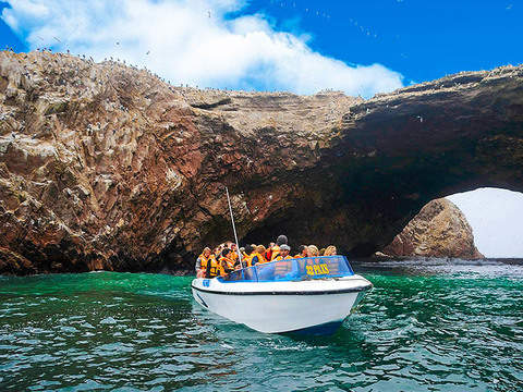 Tour a las Islas Ballestas (Desde Paracas)