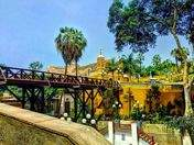 Bridge of Sighs - Barranco