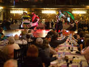 Typical Dance Show - Restaurant Dama Juana