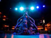 Show de Danzas Típicas - Restaurant Dama Juana