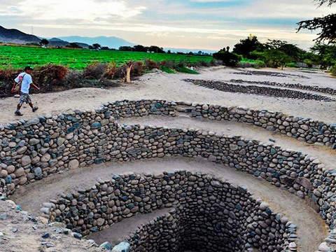 2d/1n Visita a Líneas y Acueductos en Nazca
