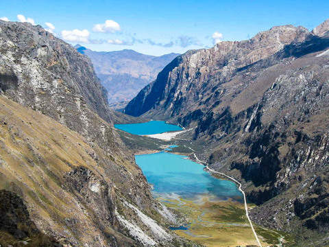 Full Day Excursion in Callejon de Huaylas and Huascarán