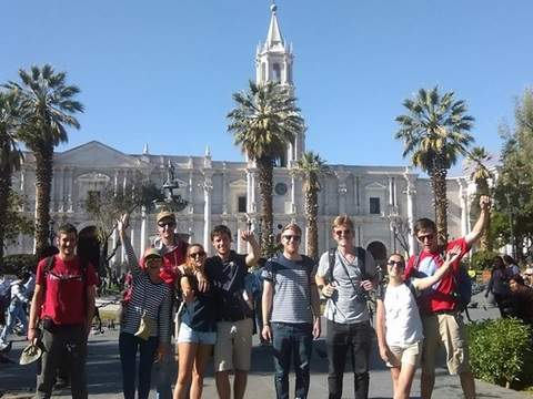 Tour Gratuito - Walking In Arequipa