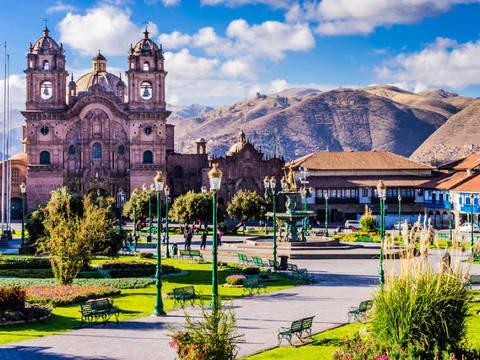 10d/9n- Explora Cusco & Manu Aventuras