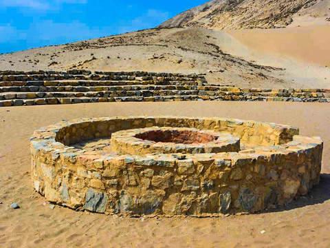 Ciudadela de Caral y Centro Arqueológico de Bandurria