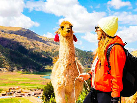 Tour al Valle Sagrado de los Incas