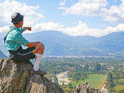 Mirador Florida en Chontabamba