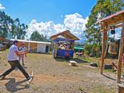 Destreza de campo en Chontabamba