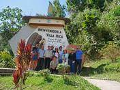 Bienvenida  a Villa Rica