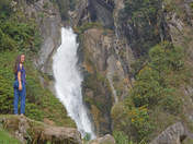 Catarata Anana en Huancabamba