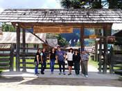 Wharapo en Chontabamba