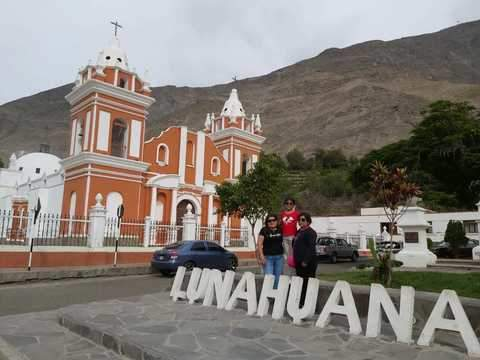 Full Day Lunahuaná y Cerro Azul desde Lima